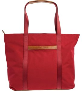 Lodis Tote in Red
