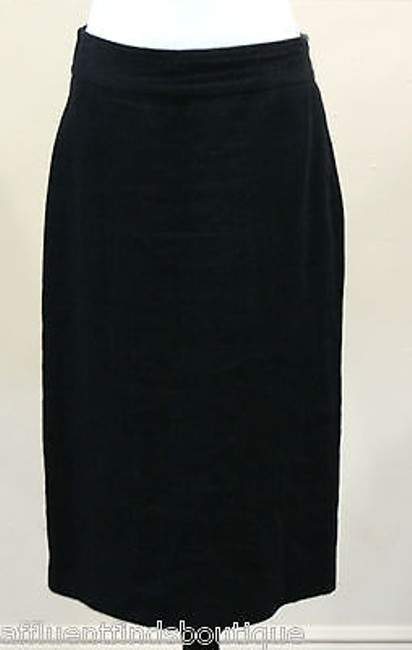 Agnona Pique Or 46 Skirt Blacks