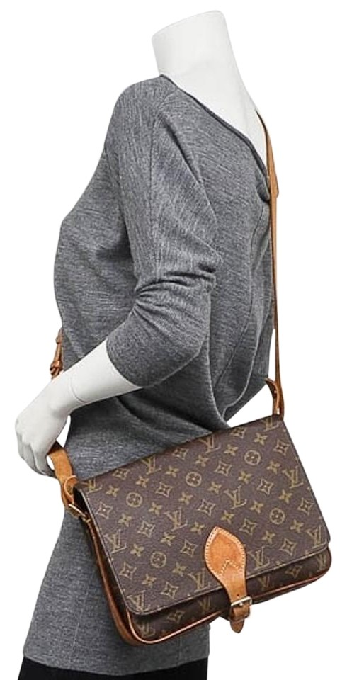Louis Vuitton Cartouchiere Gm Cartouchiere Speedy Alma Neverfull Cross Body  Bag ... 3ec48b3b5f834