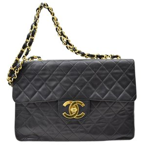 Chanel Maxi Flap 2.55 Shoulder Bag