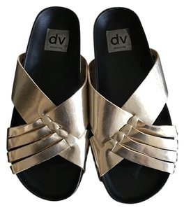DV by Dolce Vita Gold Sandals