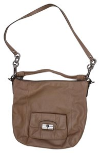 Coach Leather Hobo Shoulder Bag