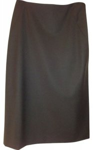 Theory Golda Style 80001394 Fabric Tailor Skirt black