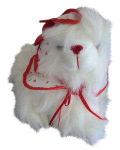 Valentine Dog Stuffed Animal Toy New With Tags