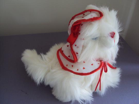 Other Valentine Dog Stuffed Animal Toy New With Tags Image 2