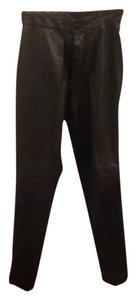 Michael Hoban Boot Cut Pants black