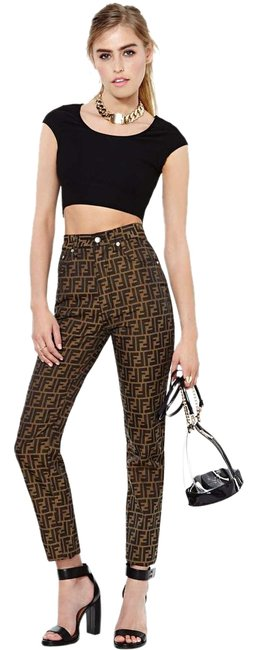 Preload https://item1.tradesy.com/images/fendi-brown-name-of-the-game-skinny-pants-size-4-s-27-19028560-0-1.jpg?width=400&height=650