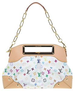 Louis Vuitton Multicolor Judy Monogram Shoulder Bag