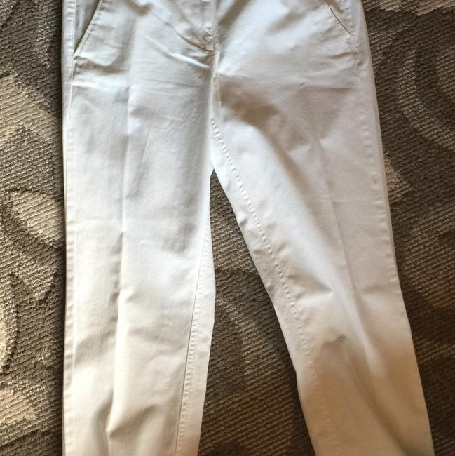 Ann Taylor LOFT Capri/Cropped Pants Winter white Image 2