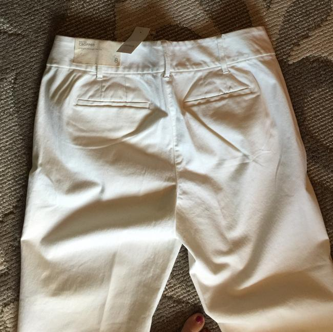 Ann Taylor LOFT Capri/Cropped Pants Winter white Image 3