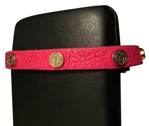 Marc Jacobs Marc Jacobs Leather cuff bracelet