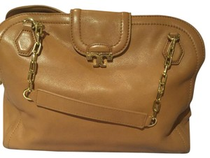 Tory Burch Satchel in Royal Tan