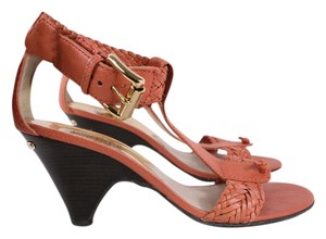 MICHAEL Michael Kors Heels Leather T-strap Sandals