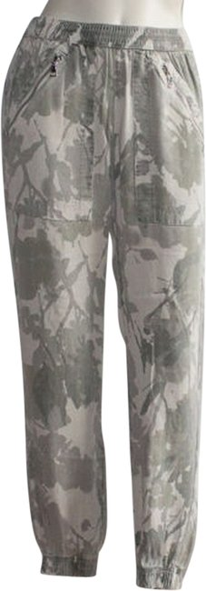 DWP Cargo Relaxed Pants Green