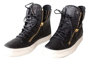 Giuseppe Zanotti Sneakers Black Athletic