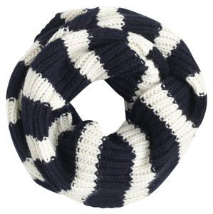 J.Crew J. Crew Ribbed infinity scarf in stripe One Size