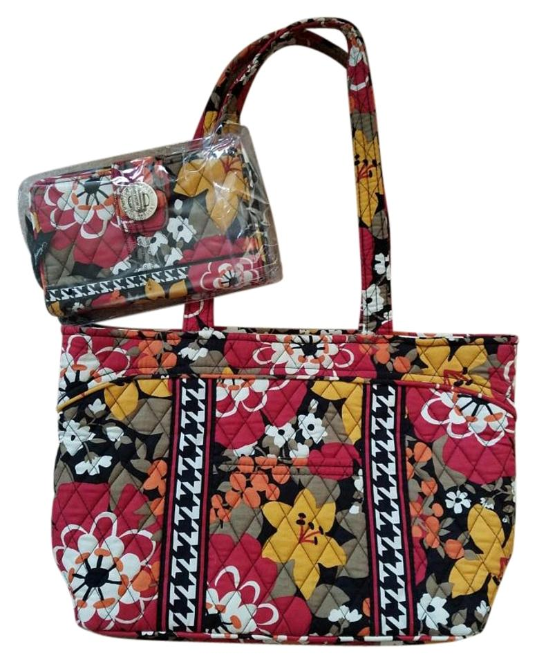 Vera Bradley Bittersweet Cloth Shoulder Bag - Tradesy 9873286436599