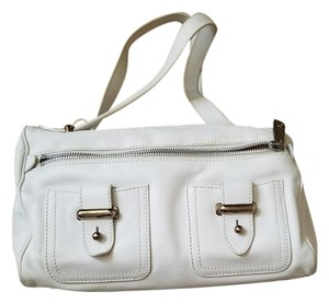 Marc Jacobs Shoulder Tote in White