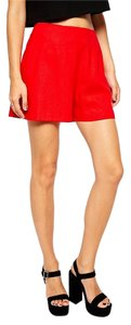 ASOS Mini/Short Shorts Red