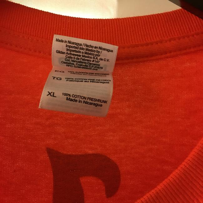 Kanye West Pablo T Shirt Orange Image 5