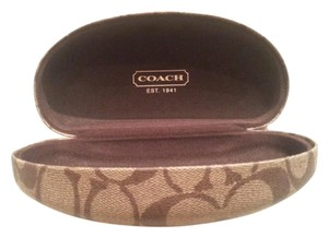 Coach Reserved Coach Oversized Eyeglass Case Only