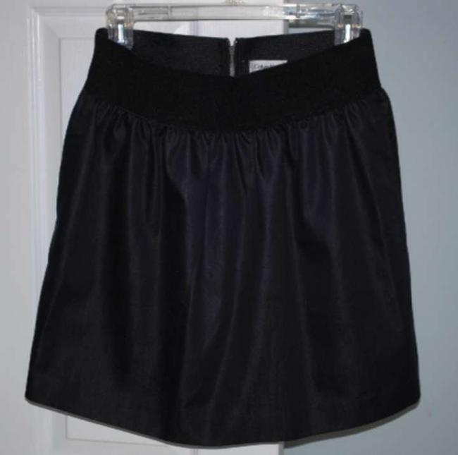 Calvin Klein Mini Skirt Dark Denim/Dark Blue