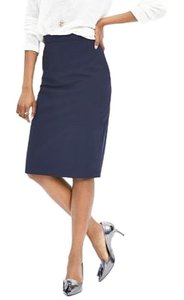 Banana Republic Skirt Blue / Navy