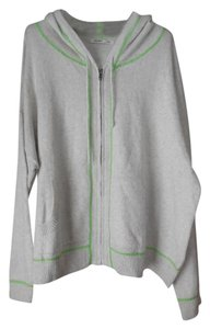 Old Navy Hooded Zip Up Longsleeves Plus-size Cotton Blend Cardigan