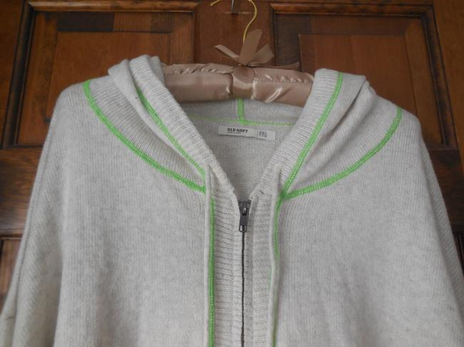 Old Navy Hooded Zip Up Longsleeves Plus-size Cotton Blend Cardigan Image 1