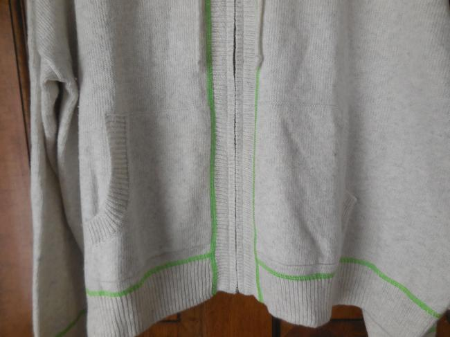 Old Navy Hooded Zip Up Longsleeves Plus-size Cotton Blend Cardigan Image 2