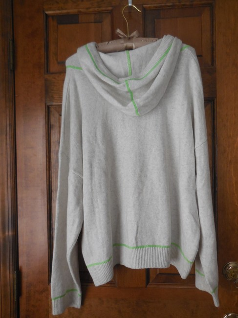 Old Navy Hooded Zip Up Longsleeves Plus-size Cotton Blend Cardigan Image 4