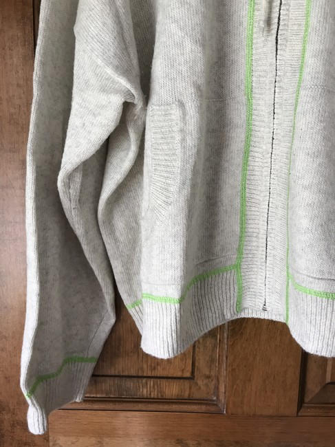 Old Navy Hooded Zip Up Longsleeves Plus-size Cotton Blend Cardigan Image 9