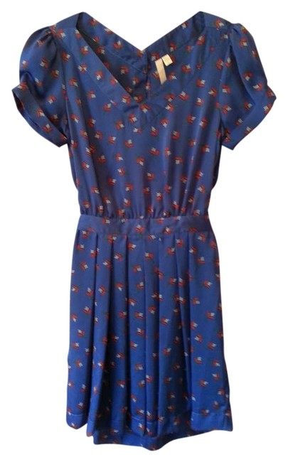 Preload https://img-static.tradesy.com/item/190376/urban-outfitters-blue-open-back-patterned-mini-short-casual-dress-size-4-s-0-0-650-650.jpg