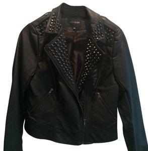 BodyFlirt black Leather Jacket
