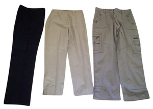 (Left to Right) Liz Claiborne, Ann Taylor, Ann Taylor Loft Relaxed Fit Jeans