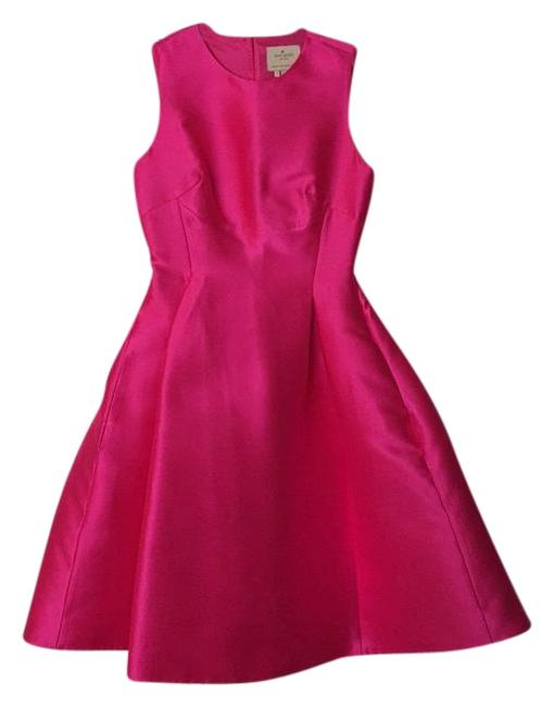 Item - Pink Bright Short Cocktail Dress Size 0 (XS)