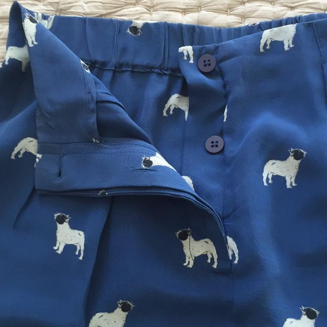 Sea Dress Shorts Blue Image 5