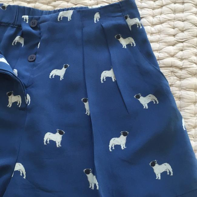 Sea Dress Shorts Blue Image 6