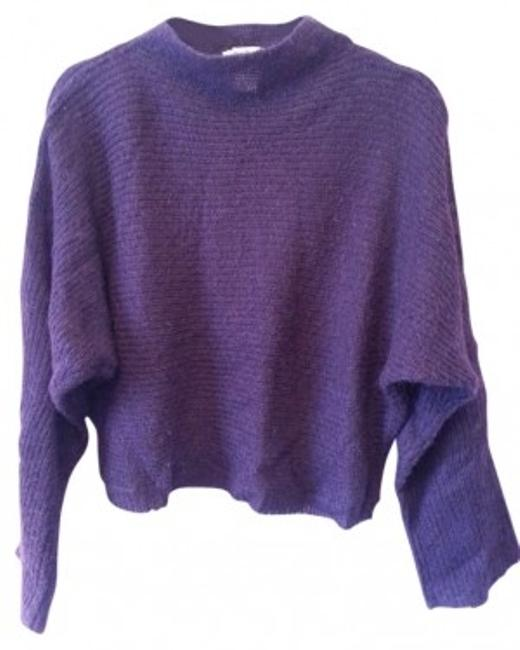 Preload https://item1.tradesy.com/images/free-people-eggplant-sweaterpullover-size-8-m-190385-0-0.jpg?width=400&height=650