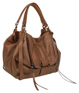Kooba Leather Boho Classic Hobo Bag