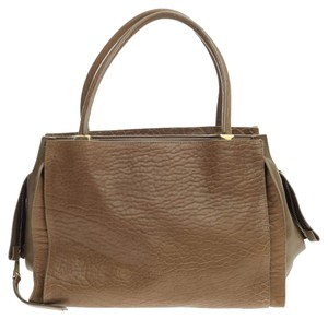 Chloé Chloe Leather Tote