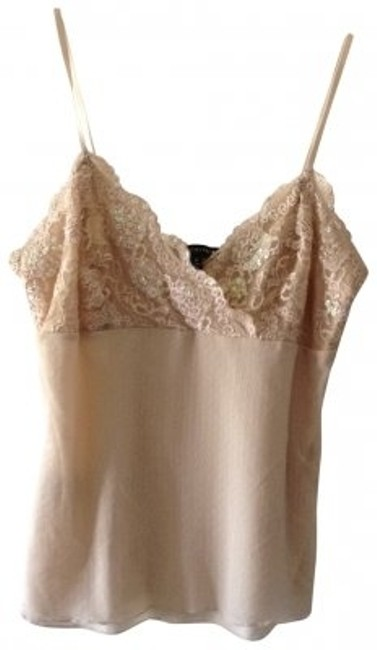 Preload https://item1.tradesy.com/images/the-limited-tan-lined-camisole-with-lace-beading-tank-topcami-size-8-m-190390-0-0.jpg?width=400&height=650