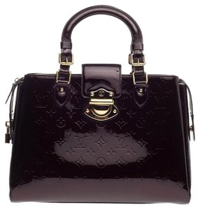Louis Vuitton Melrose Vernis Satchel