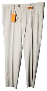 Tommy Bahama Mens Regular Fit Trouser/Wide Leg Jeans-Light Wash