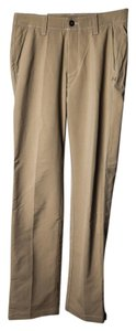 Under Armour Golf Regular Fit Trouser/Wide Leg Jeans-Light Wash
