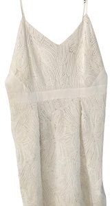 Vince Camuto short dress White on Tradesy