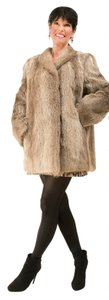 Saga Furs Fur Persian Fur Lamb Fur Persian Lamb Broadtail Fur Coat