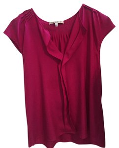 Collective Concepts Top Fuschia