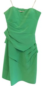 Twelfth St. by Cynthia Vincent Silk Strapless Dress