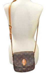 Louis Vuitton Celine Balmain Ysl Wallet Shoulder Bag